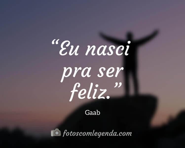 Frase Gaab