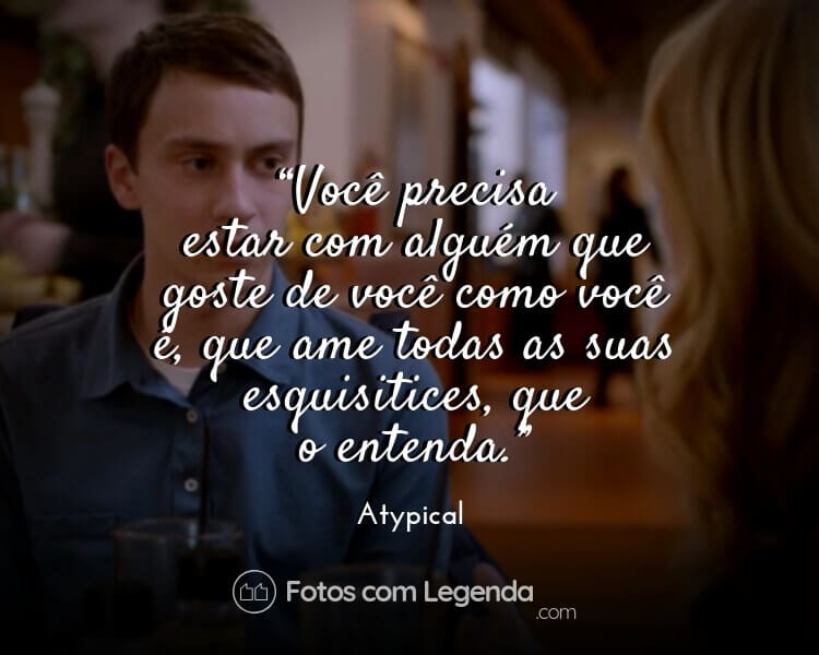 Frases para Status Atypical.