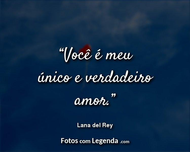 Frases De Amor Fotos Com Legenda