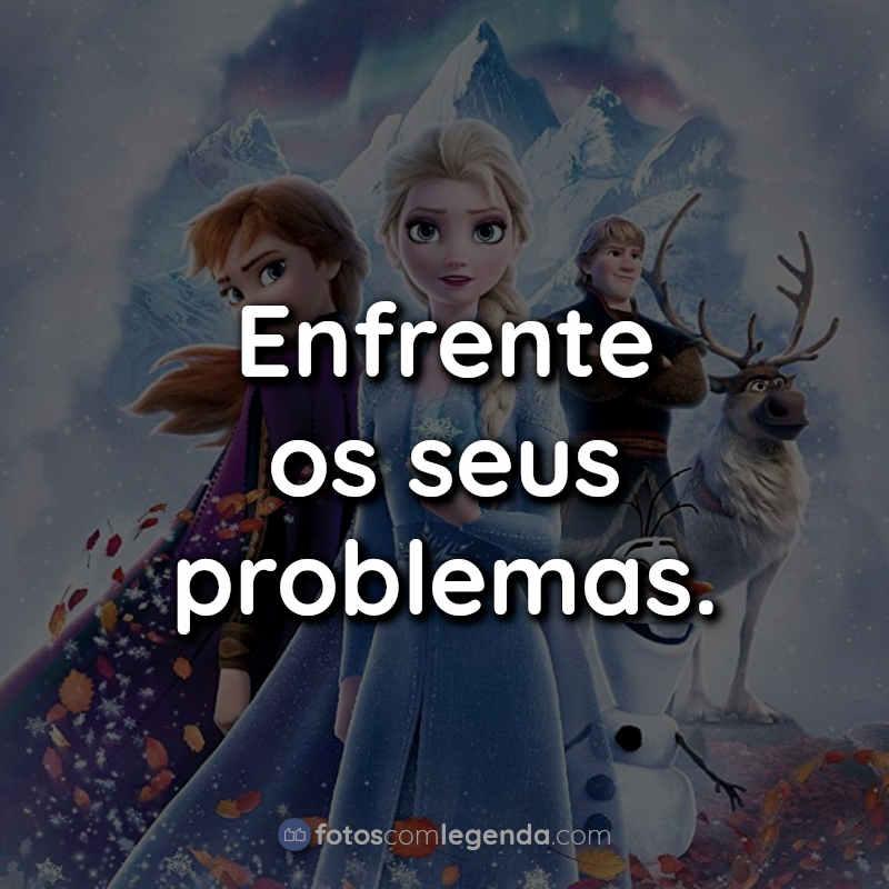 Frases Frozen 2 Elsa.