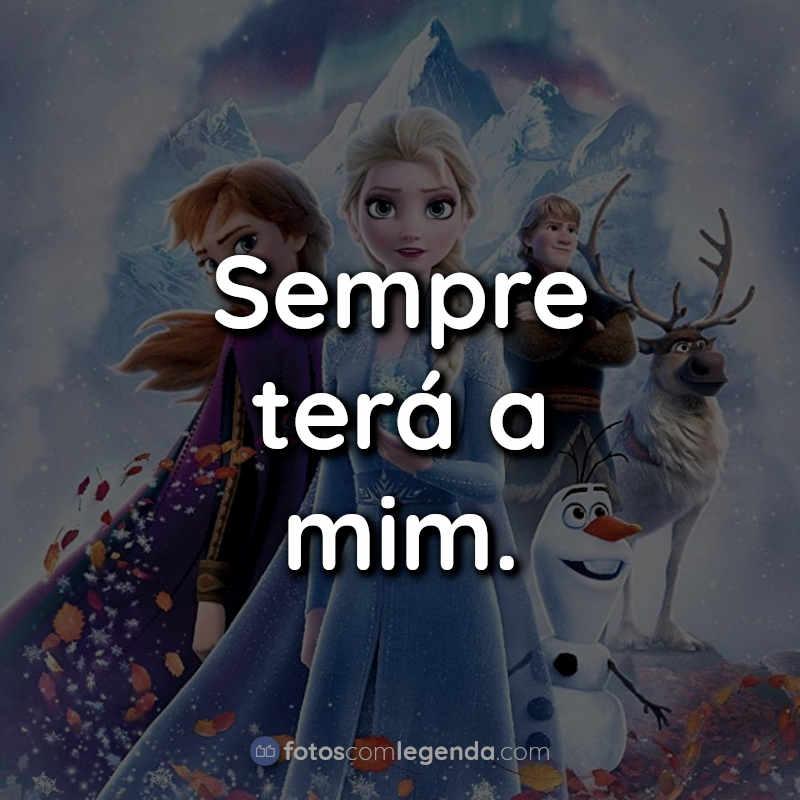 Frases Elsa Frozen 2.