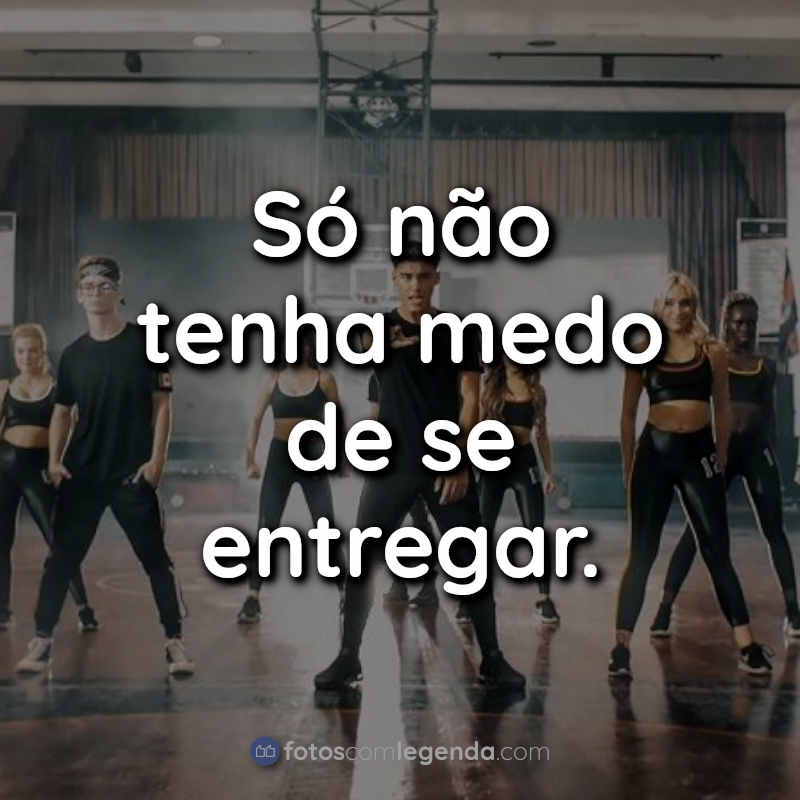 Frases Now United Afreid of Letting Go.