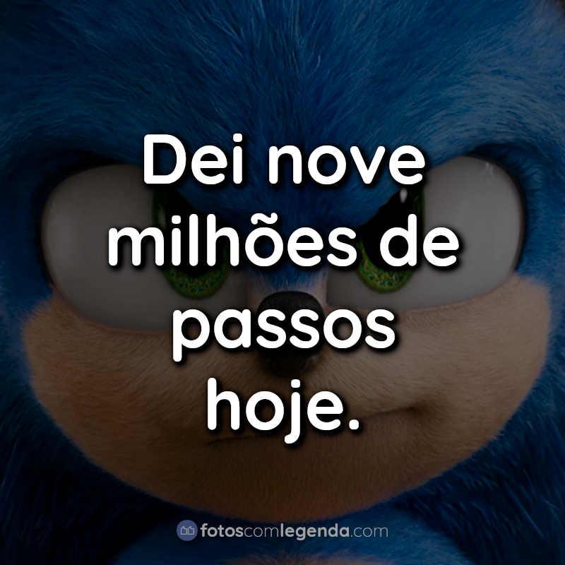 Frases de Sonic.