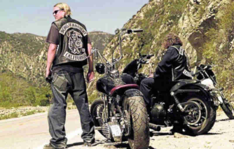 Frases de Sons of Anarchy